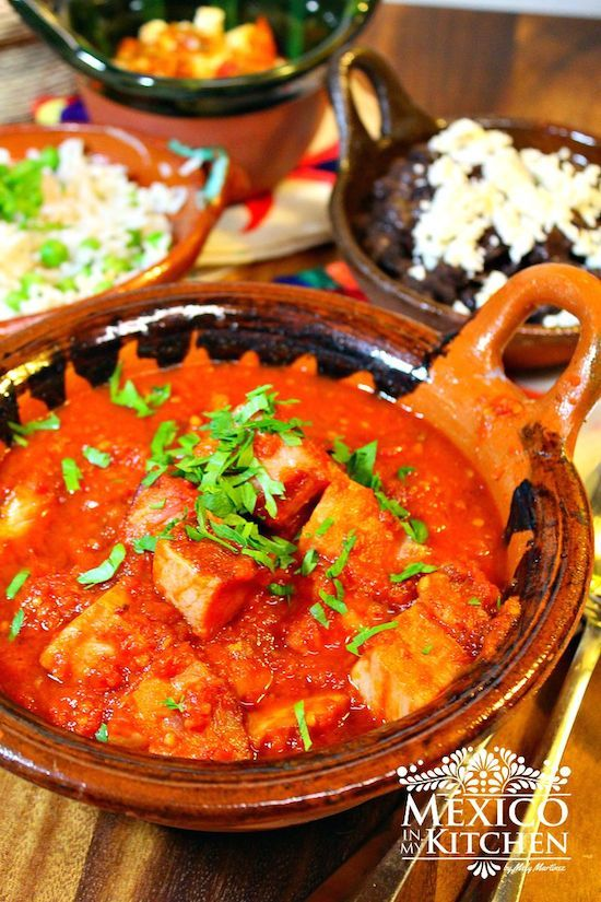 Smoked pork chops in chipotle salsa authentic mexican food recipes smoked pork chops in chipotle salsa authentic mexican food recipes traditional blog mexico in my kitchen forumfinder Gallery