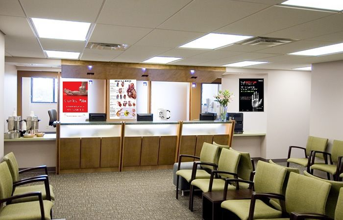 Medical Office Waiting Room Furniture london cardiologists office | health and wellness | pinterest