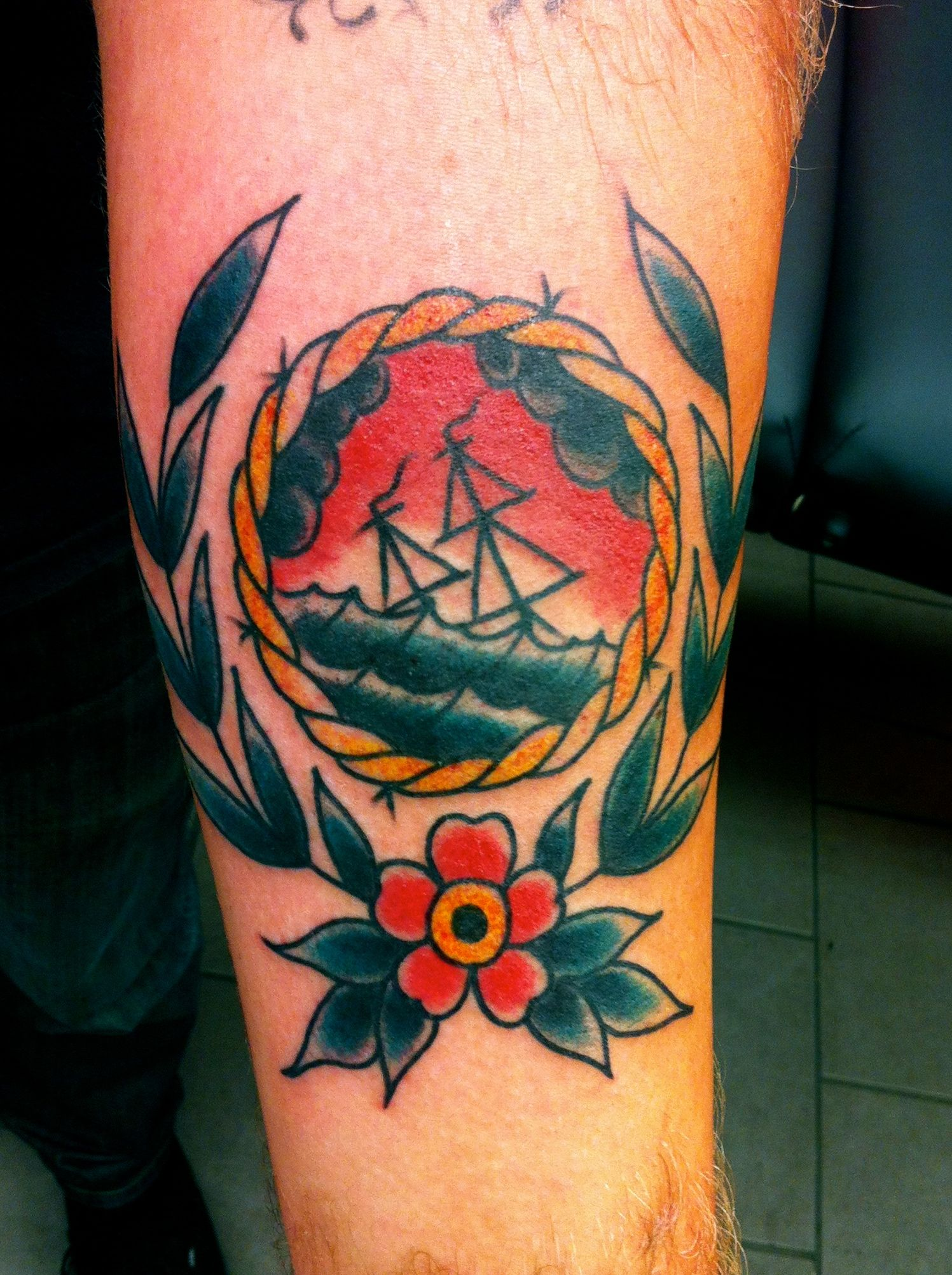 Pin Pa Tattoos I Have Done