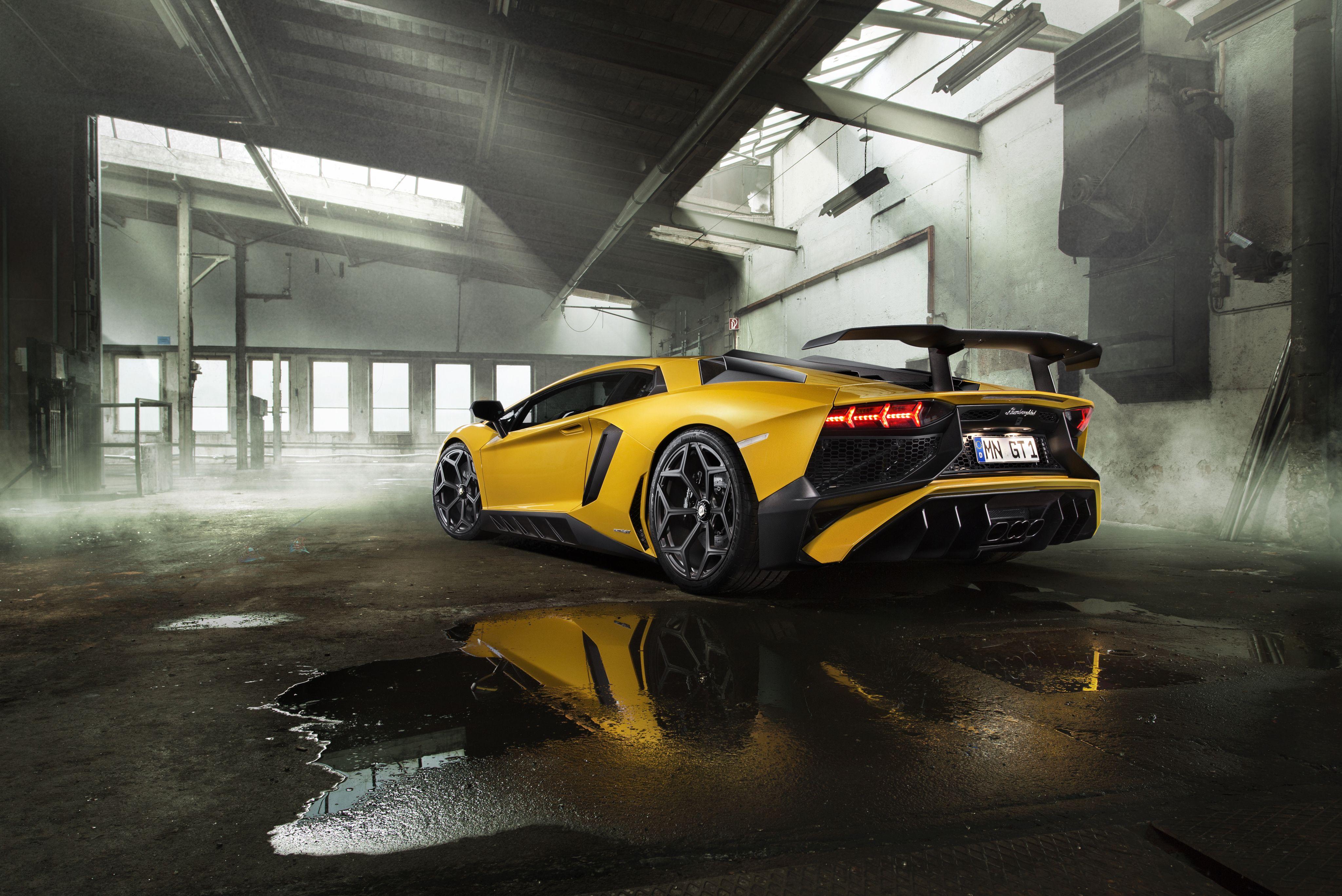 Lamborghini Aventador SV Powerkit And Body Kit By Novitec | Lamborghini  Aventador, Lamborghini And Cars