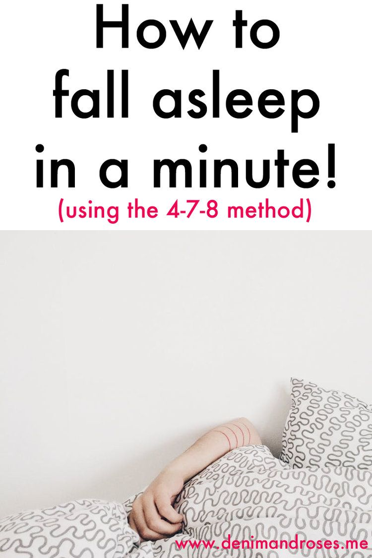 How To Fall Asleep Fast Learn How You Can Fall Asleep In A