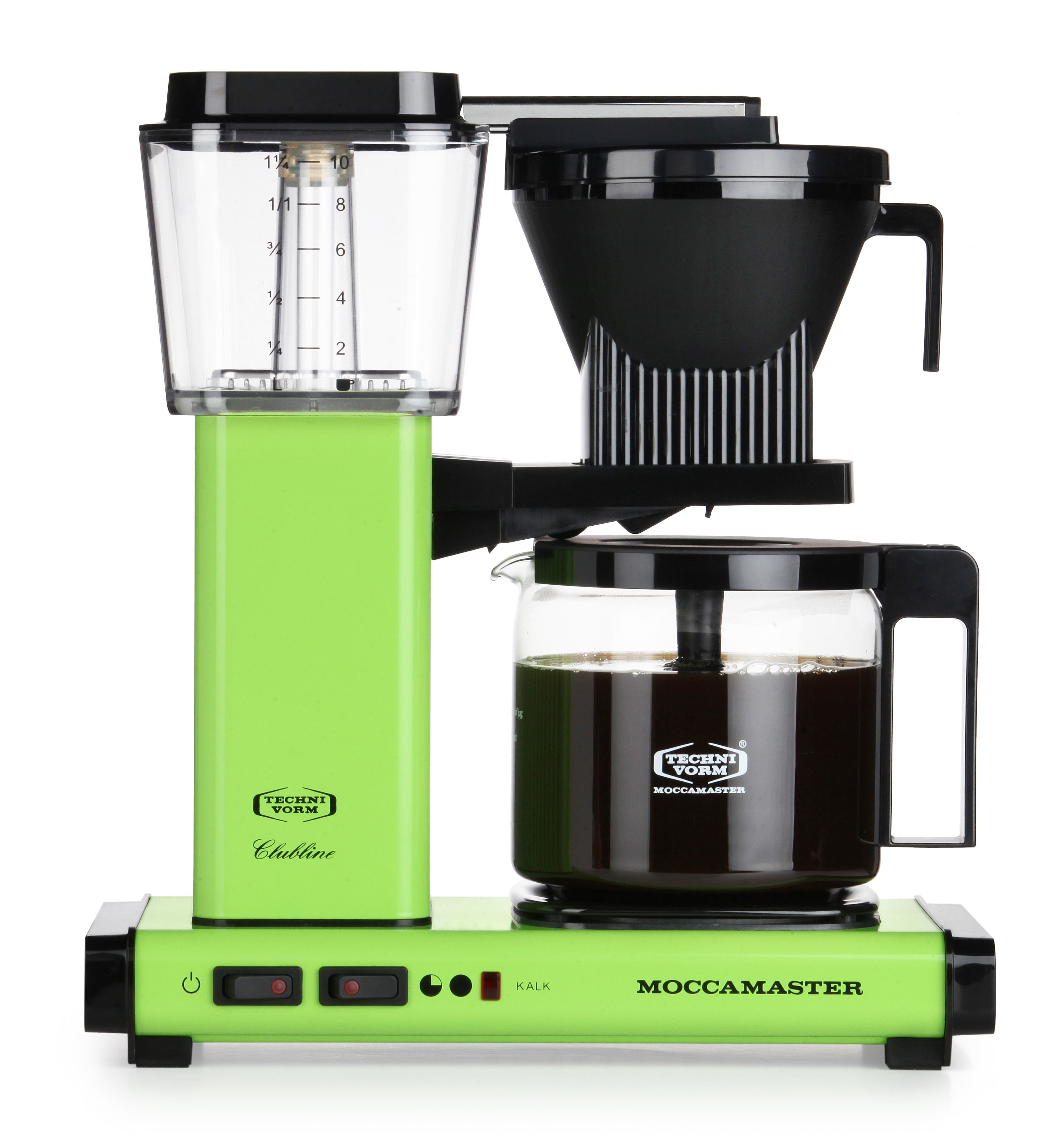 The beautiful bright green MoccaMaster Brewed #coffee maker available for AED 1,299.00 via: http://shop.coffeeplanet.com/collections/machines-gadgets/products/moccamaster