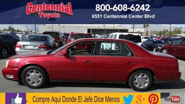 Cadillac Deville Sedan Carros Economicos En Las Vegas