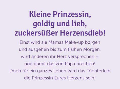 Die Schonsten Spruche Zur Geburt Gedichte Und Spruche Pinterest