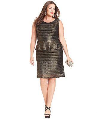 9876773281e Spense Plus Size Dress