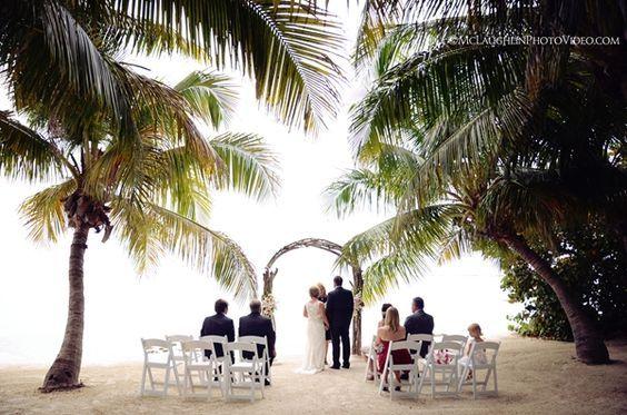 The Amara Cay Wedding Resort Is A Beautiful Venue In Florida Keys Located