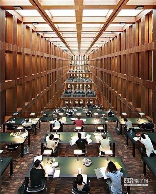 德國洪堡大學圖書館 令人無法打盹 - 中時電子報