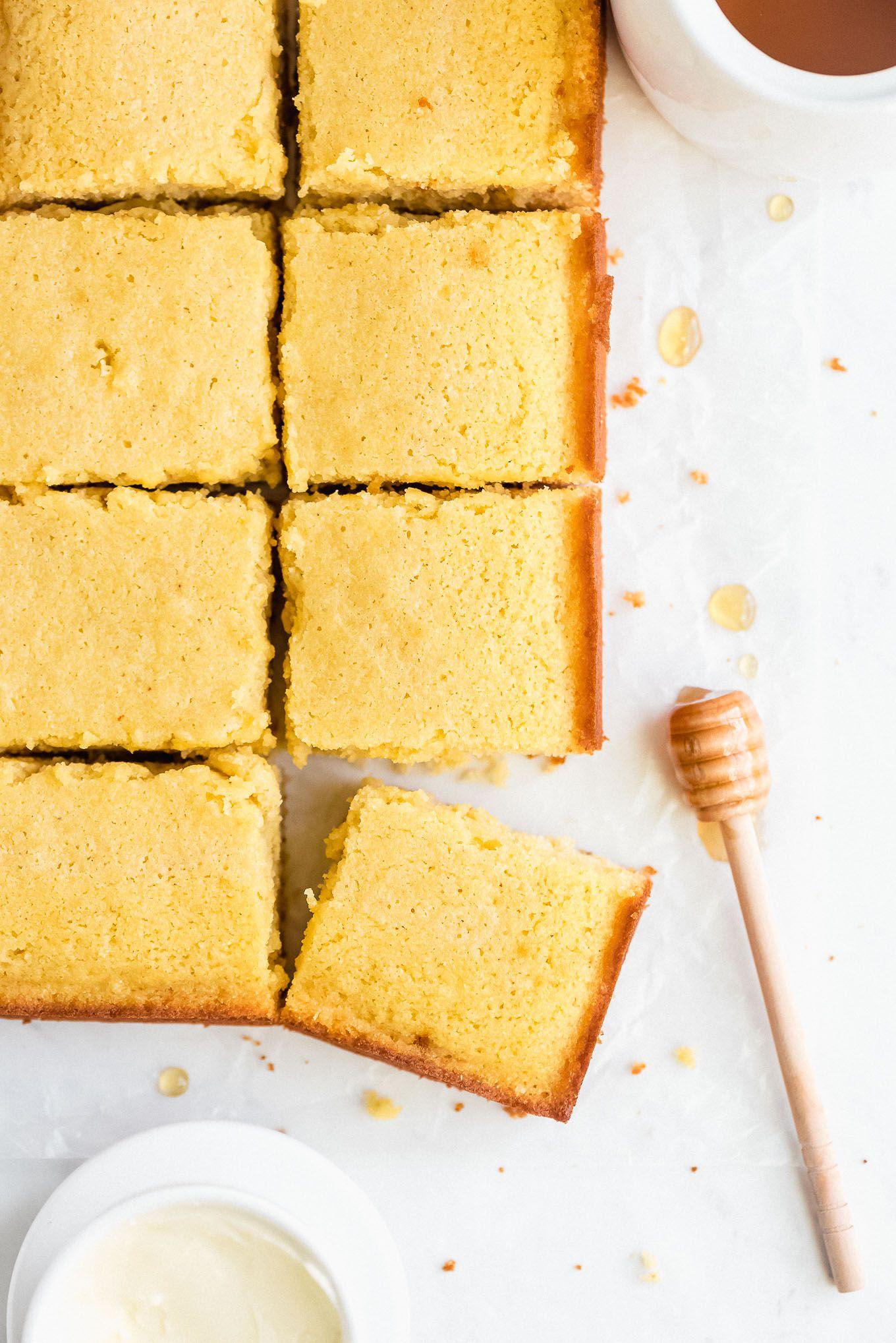 The Best Buttermilk Cornbread Garnish Glaze Recipe In 2020 Buttermilk Cornbread Cornbread Delicious Cornbread