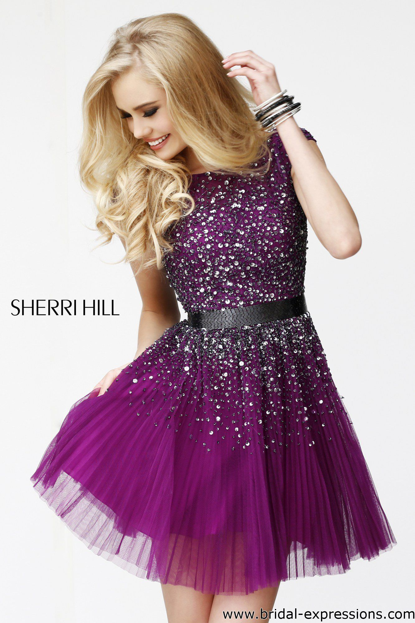 Sherri hill short homecoming dress available in many colors fancy