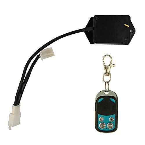 mictuning HD 300w LED Light Bar Wiring Harness 40 Amp