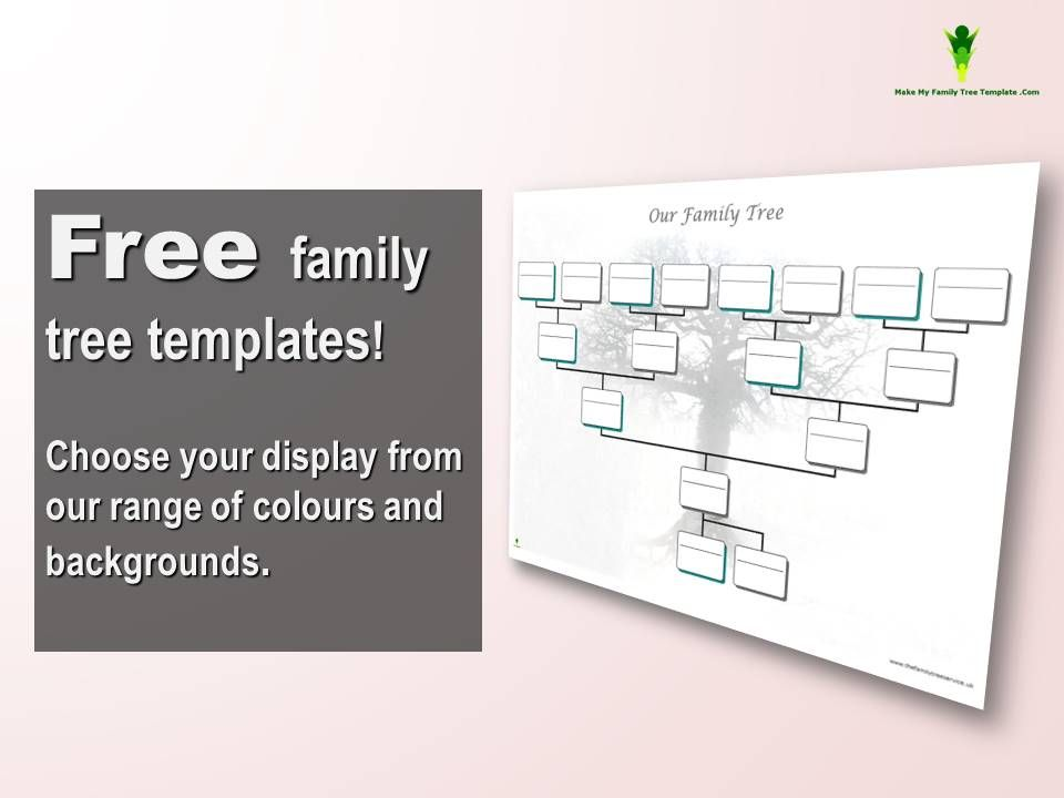 Pin By Drive On Template Pinterest Family Tree Template Word