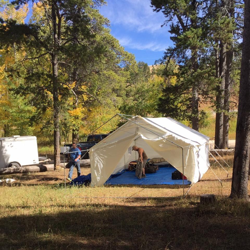 Elk Mountain Tents - Canvas Tents - Wall Tents - Outfitter Tents - Hunting Tents & Elk Mountain Tents - Canvas Tents - Wall Tents - Outfitter Tents ...