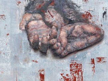 """Bonobo """"Severed"""" by Charity Oetgen"""