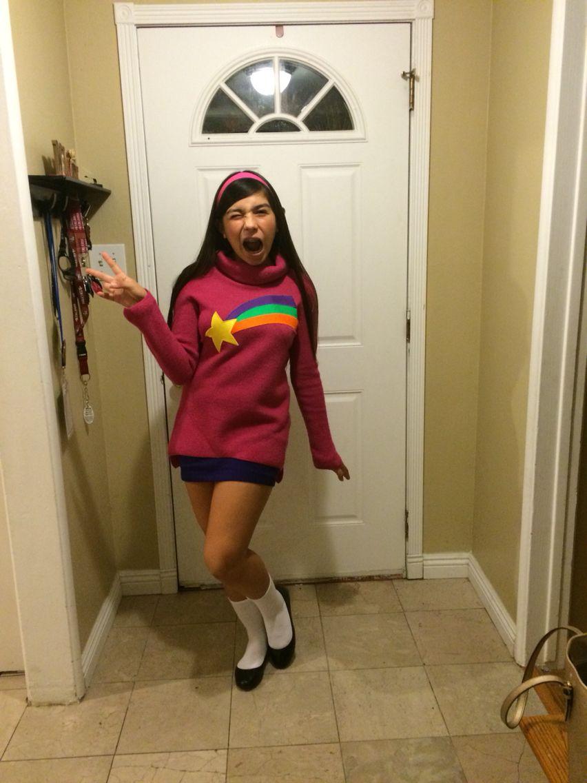 my mabel pines halloween costume
