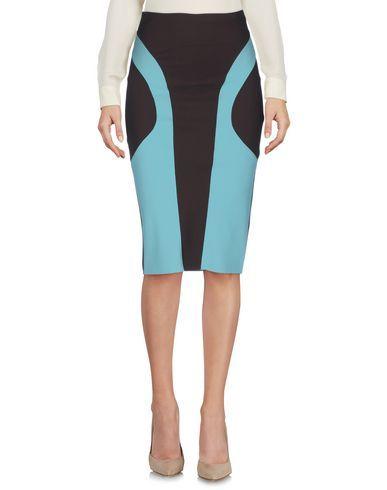 CHRISTIES À PORTER Women's 3/4 length skirt Dark brown 10 US
