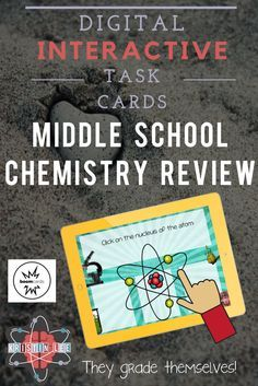 Review basic middle school chemistry topics like mixtures and review basic middle school chemistry topics like mixtures and solutions reactions atoms the periodic table and more using boom cards interactive urtaz Choice Image
