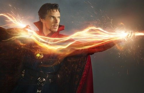 can't wait to encounter you my Doctor Strange