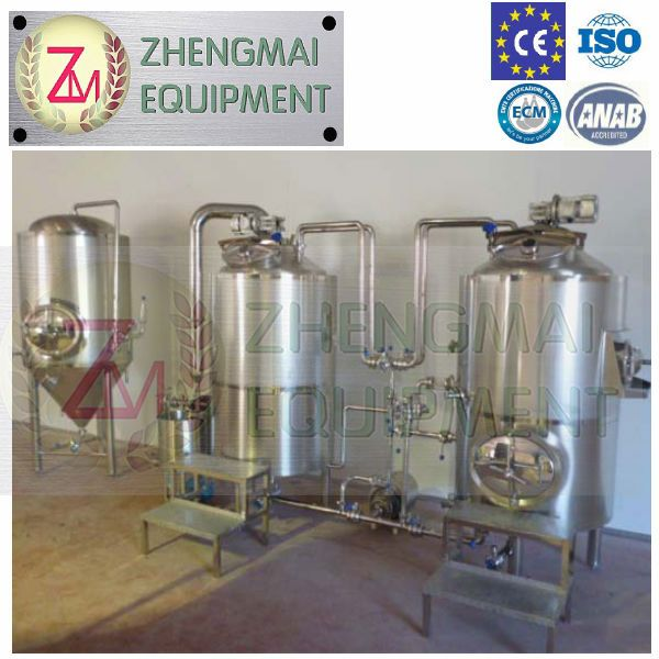 1 Technology German Method 2 Quality Certificate System Iso Ce 3 Good Quality Better Service And Price Manufacturing Home Brewing Technology