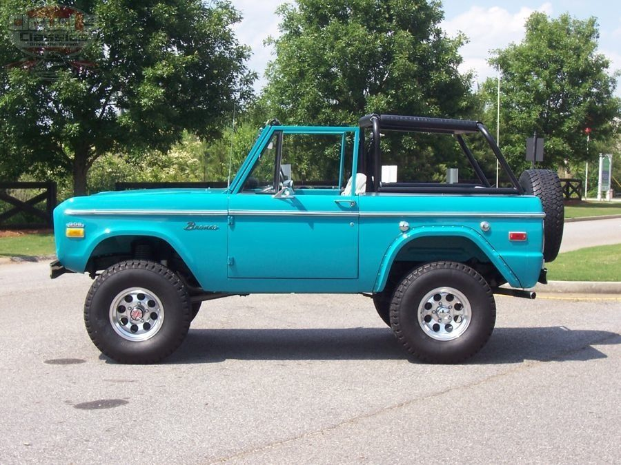 Cloud9 Classics We Sell Classic Cars Worldwide Ford Bronco