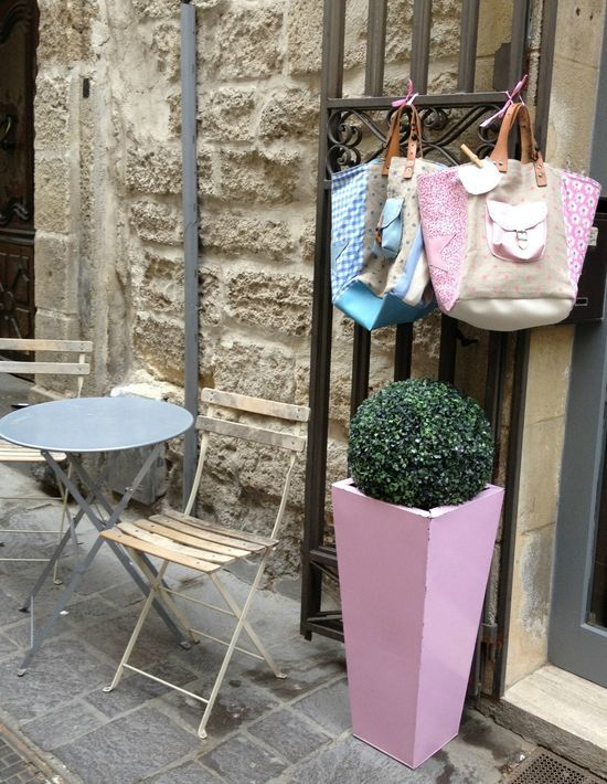 French boutique