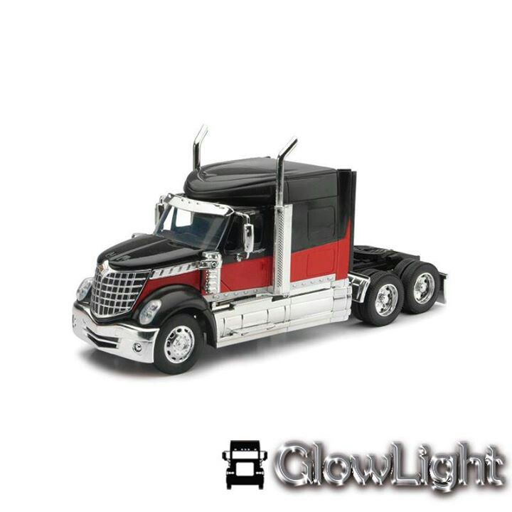 New Ford Trucks >> INTERNATIONAL LONESTAR Marca: New Ray (camion metalico) Escala: 1/32 Medidas: 28cm x 13cm x 9cm ...