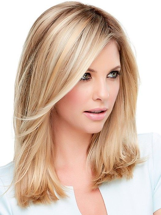 TOP STYLE 12 Synthetic Hair Topper