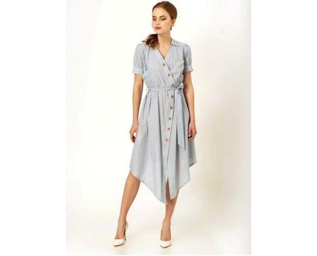 2197dc962ee9 Το σεμιζιέ φόρεμα πρέπει να γίνει βασικό κομμάτι της ντουλάπας σου - Style