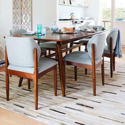 Midcentury Dining Set  Pier 1 Imports  Penn Warren  Pinterest Beauteous Pier One Dining Room Furniture Review