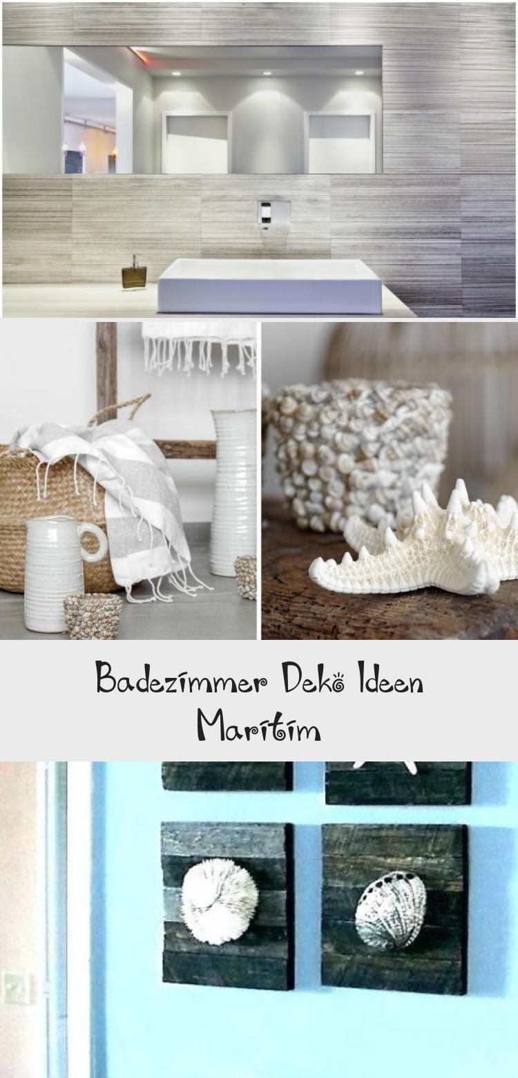 Badezimmer Deko Ideen Maritim in 17