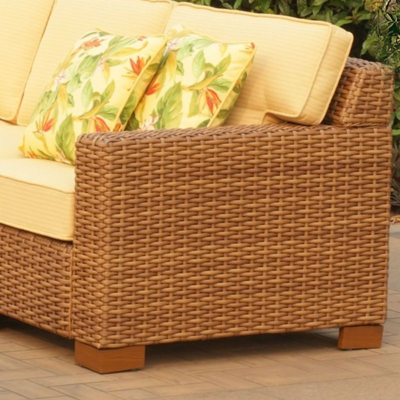 Java Outdoor Sectional End RSF