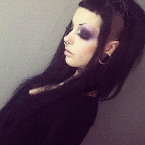 Mohawk Haare Und Beauty Gothic Frisuren Beauty