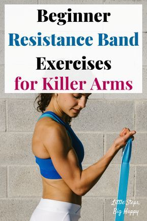 The Best Resistance Band Exercises for Your Arms