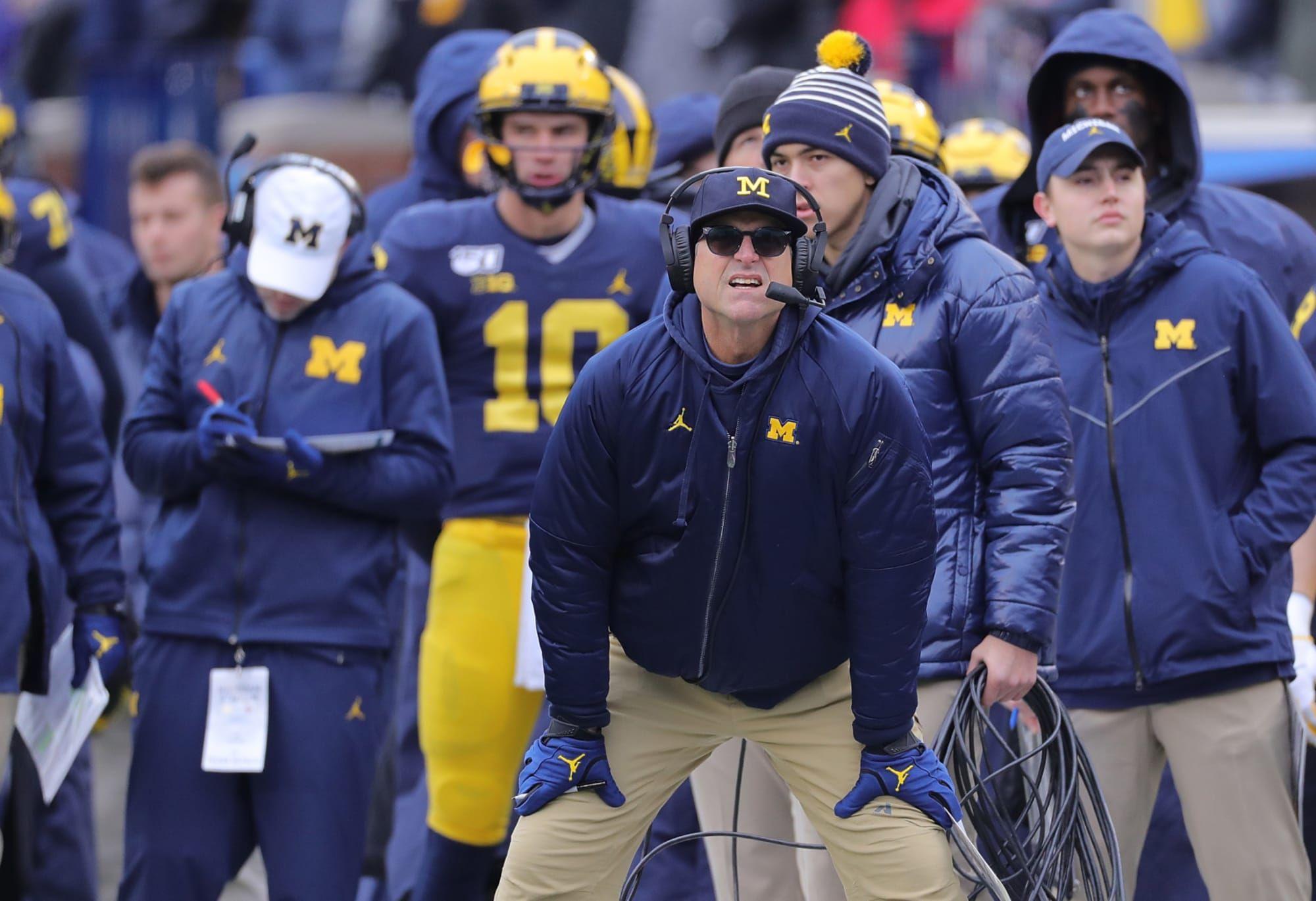 Michigan football 5 priority recruits trending to