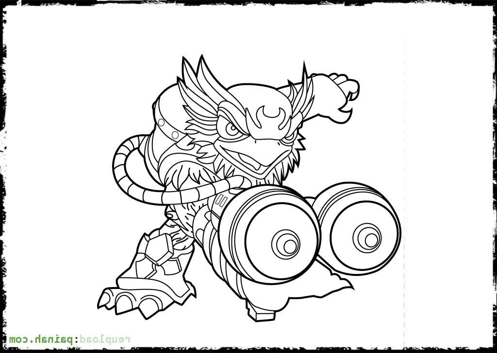 Coolest skylanders giants coloring pages jet vac - http://coloring ...