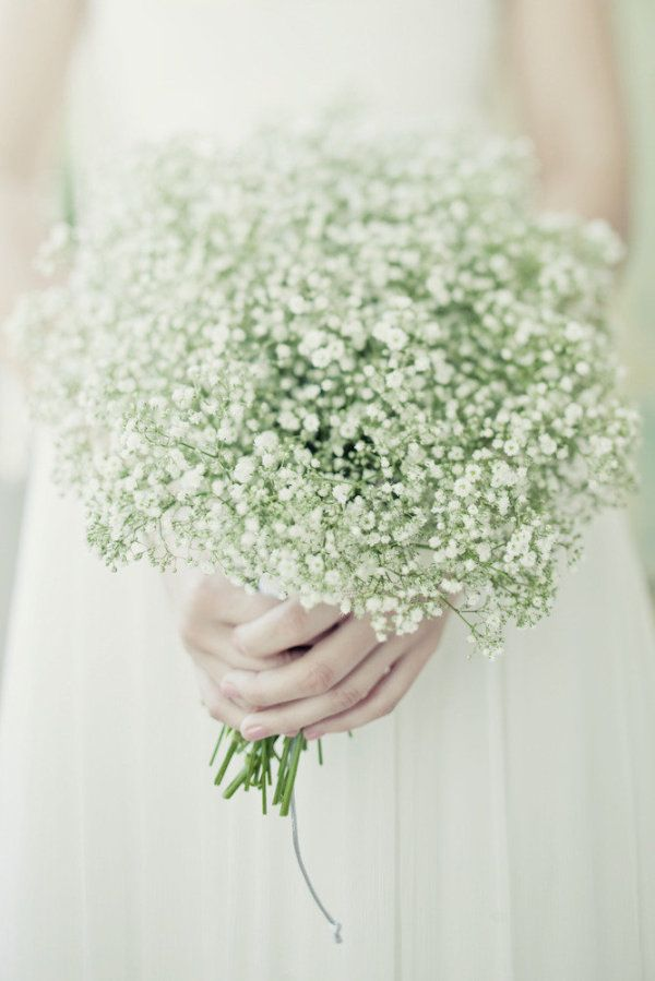 Spain Wedding From Jimena Roquero Babys Breath Flowers Wedding Flowers Wedding Bouquets