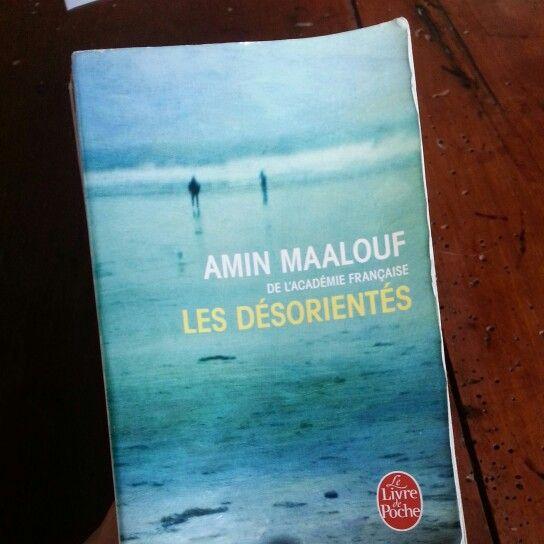 Les désorientés, de Amin Maalouf