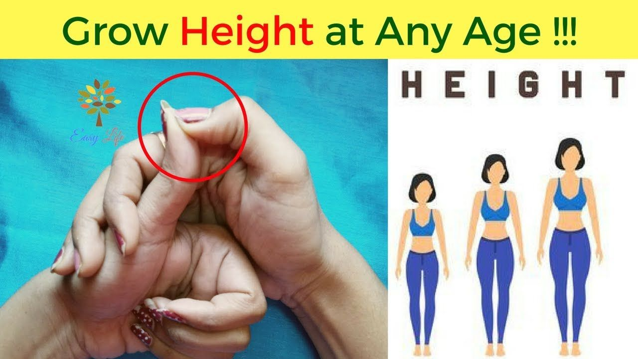 Increase Height with Acupressure Point At Any Age | Color Therapy For He... | Acupressure points, Acupressure, Acupressure treatment