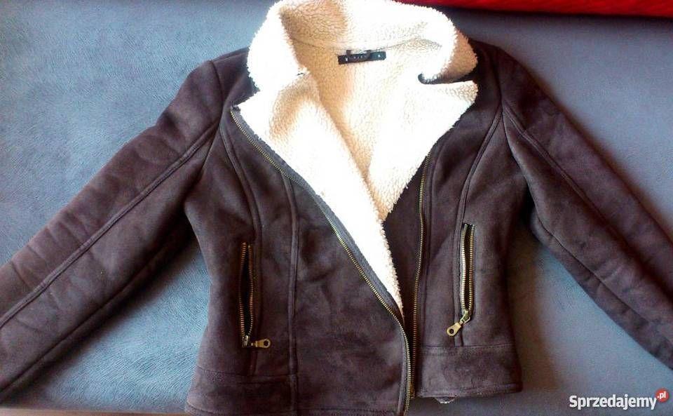 Kozuszek Mohito Fashion Jackets Leather Jacket