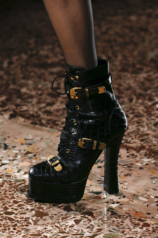 Versace Fall 2018 Ready-to-Wear Fashion