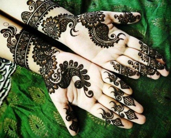 Mehndi Hands Powerpoint : Pakistani mehndi designs