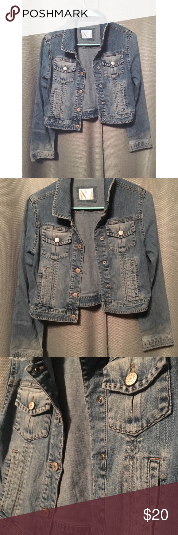 fc727375bff0 JUSTICE Girls Jean Jacket in 2018