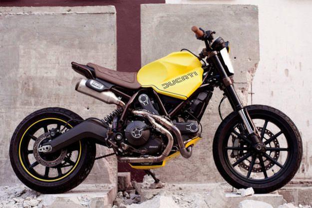 Ducati Scrambler by Beautiful Machines