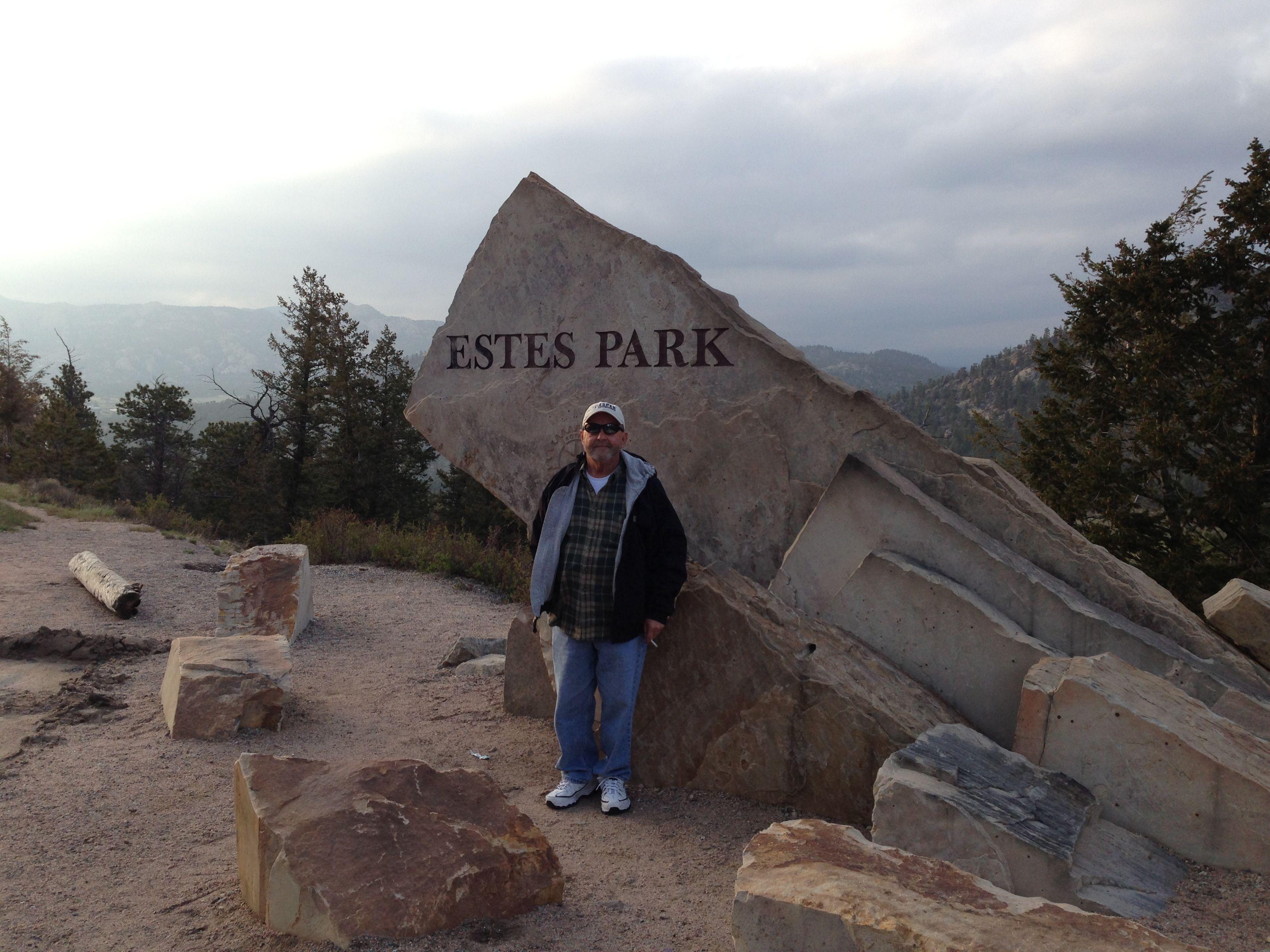 Atop Estes Park, CO