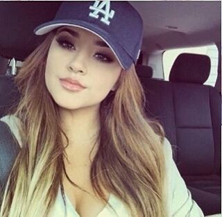 Pin by CC on Becky G in 2019 | Becky g, Dodgers girl, Beauty