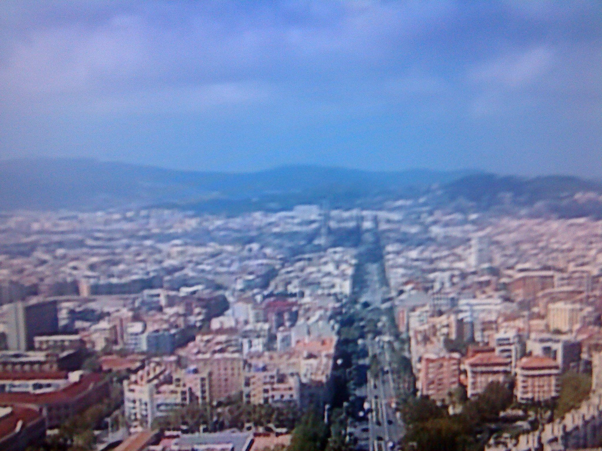 Simetría en Barcelona