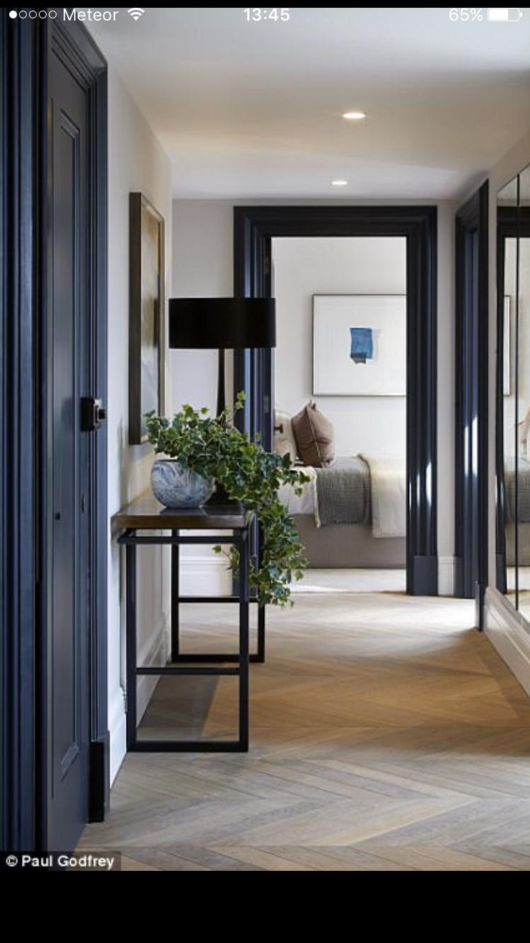 Narrow hallway colours  Pin by Cindie Jamieson on Beautiful interiors  Pinterest