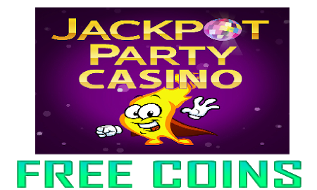 Jackpot Party Casino Coins