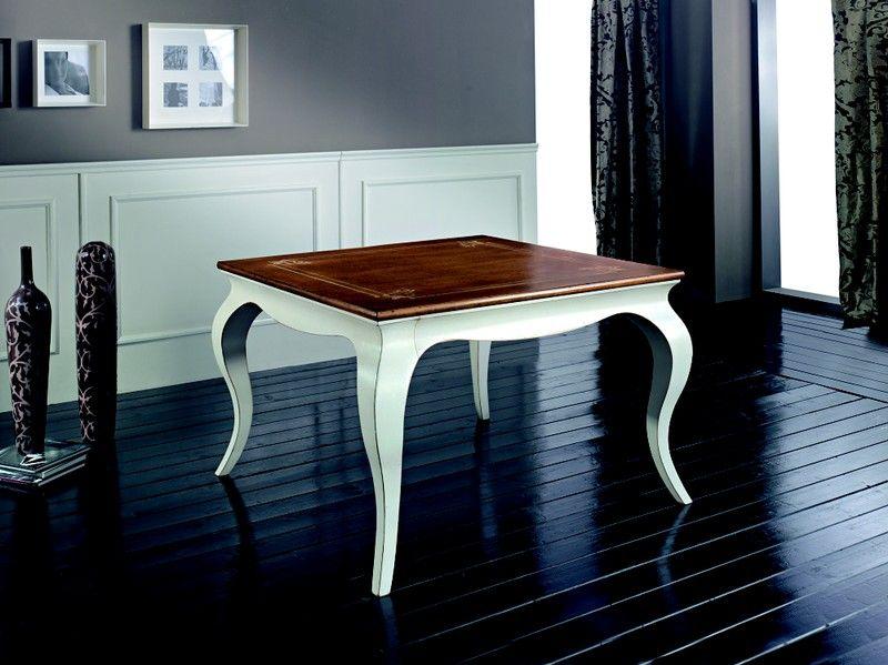 Tavolo espandibile ~ Tavolo fratino in legno massiccio da cm allungabile fino