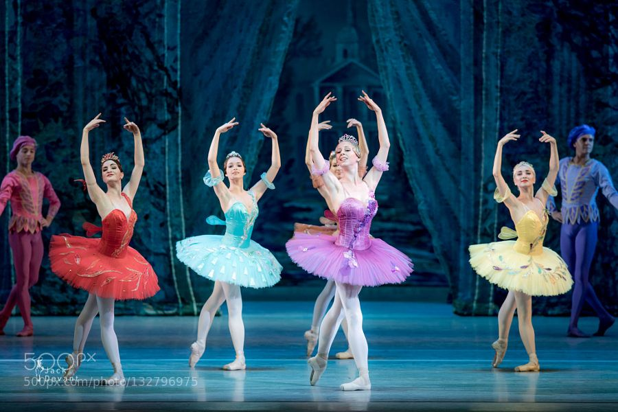 Colours in Ballet - Pinned by Mak Khalaf There are rarely such pure colours in ballet. But there is one ballet -- The Sleeping Beauty. These are Fairies: Kandid fairy of tenderness; Fleure de Farin fairy of playfulness; Moppet fairy of generosity; Singing Canary fairy of unconcern; Violent fairy and Lilac Fairy. Kremlin Ballet. AttributionNon-commercial Jack Devant Performing Arts kremlinballetLjudmila KonovalovaMatthew Golding Sleeping BeautyThe Sleeping Beautyballerinaballet by jackdevant