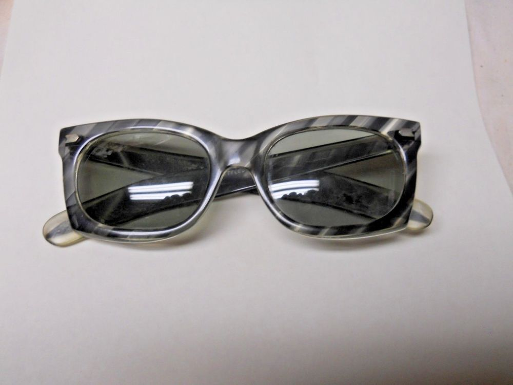 773a0950d277 Cool Ray Polaroid-N135-VINTAGE 60 s Sunglasses-Tortoise Cari Michelle GRAY  LENS  fashion  clothing  shoes  accessories  vintage  vintageaccessories  (ebay ...